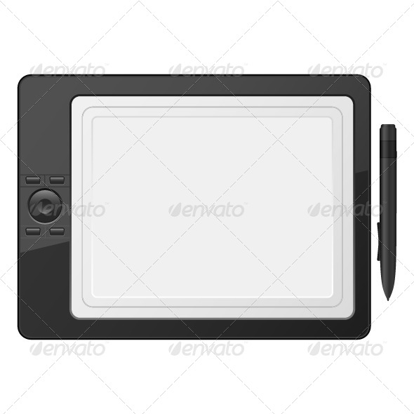 GraphicRiver Graphic Tablet 4260459