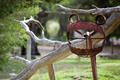 Abstract Iron and Wood - PhotoDune Item for Sale