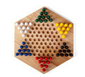 chinese checkers wooden - PhotoDune Item for Sale