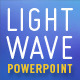 Lightwave Powerpoint Template - GraphicRiver Item for Sale