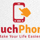 Touch Phone Logo - GraphicRiver Item for Sale
