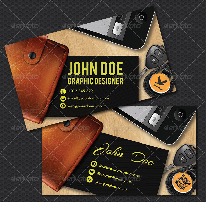 Wallet Business Card