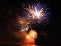 Horizontal firework - PhotoDune Item for Sale