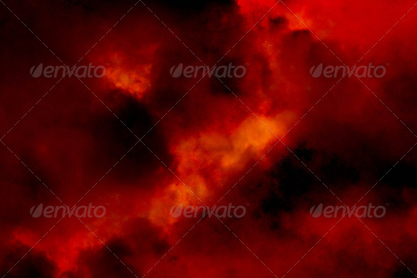 Chasm to Hell - Stock Photo - Images