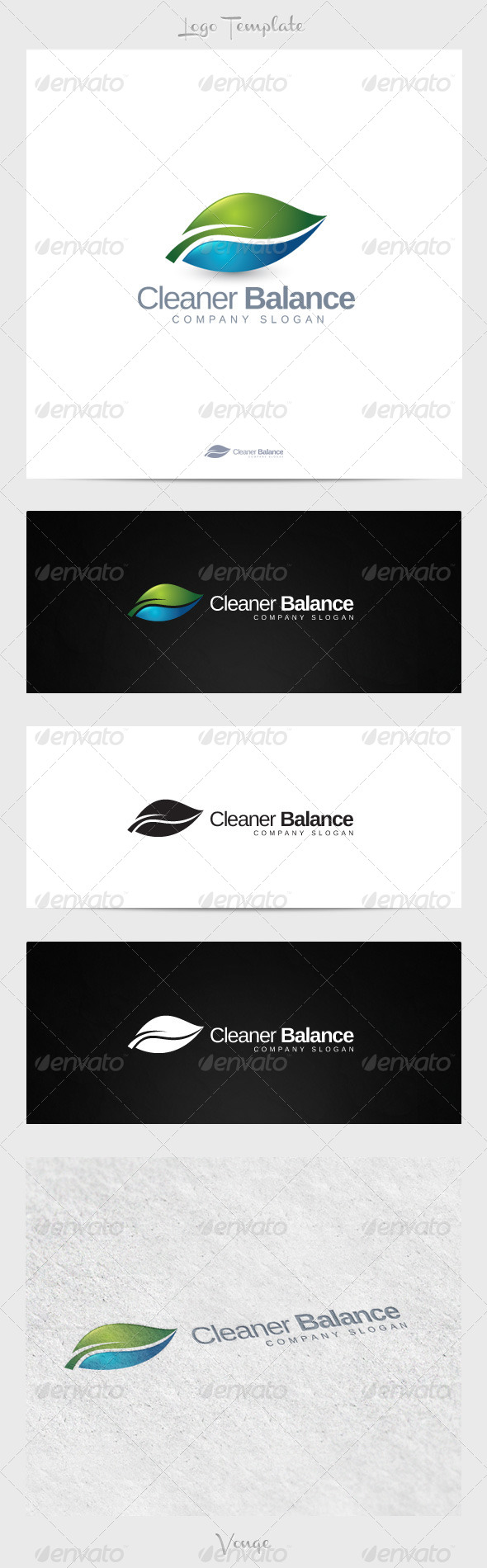 GraphicRiver Cleaner Balance 4267096