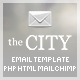 The City - Metro Business Email template - ThemeForest Item for Sale