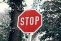 Stop Sign - PhotoDune Item for Sale