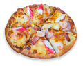 Close-up of sea food pizza - PhotoDune Item for Sale