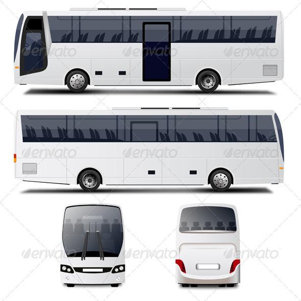 GraphicRiver City Bus 4271391