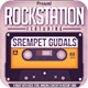 Rock Station Music Flyer Template - GraphicRiver Item for Sale