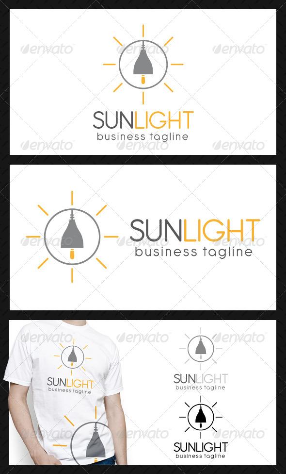 GraphicRiver Sunlight Energy Logo Template 4273029