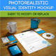 Photorealistic Visual Identity Mockup - GraphicRiver Item for Sale