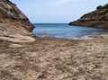 cove with a beach.lampedusa -Sicily - PhotoDune Item for Sale