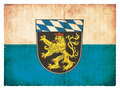 Grunge flag of  Upper Bavaria (Bavaria, Germany) - PhotoDune Item for Sale