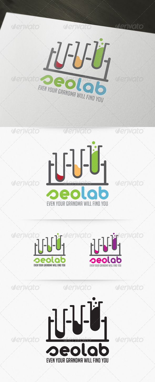 GraphicRiver Seo Lab Logo 4276250