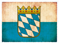 Grunge flag of Bavaria (Germany) - PhotoDune Item for Sale
