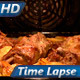 Meat Dish in the Oven - VideoHive Item for Sale