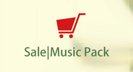 Sale Music Pack