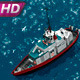 Fishing Schooner - VideoHive Item for Sale