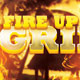 Fire Up The Grill CD Artwor-Graphicriver中文最全的素材分享平台