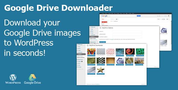 CodeCanyon Google Drive Downloader 4281572