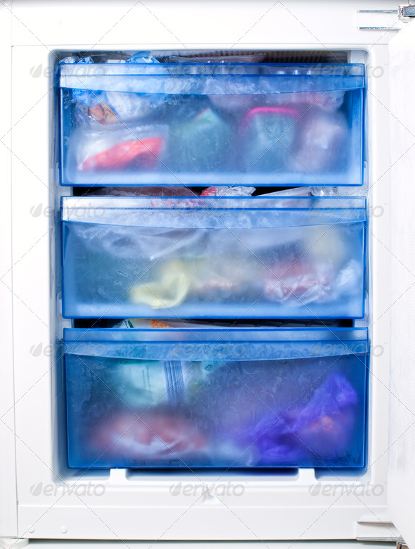 Freezer - Stock Photo - Images