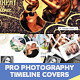 Pro Photography Facebook Timeline Covers - GraphicRiver Item for Sale