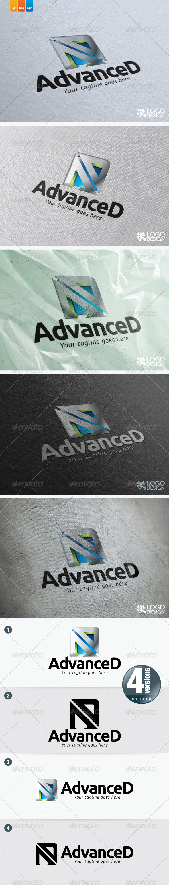 AdvanceD - 3d Abstract