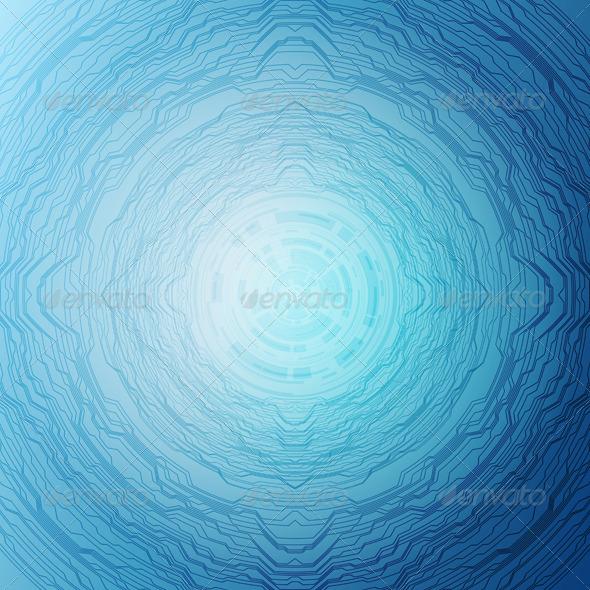 GraphicRiver Futuristic Background 4287437