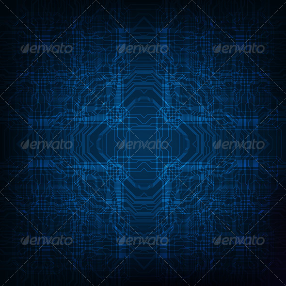 GraphicRiver Circuit Pattern 4287440