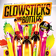 Glowsticks and Bottles Flyer - GraphicRiver Item for Sale