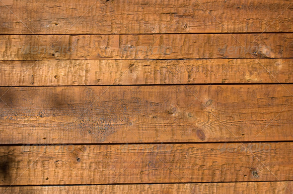 wooden boards wall - Stock Photo - Images