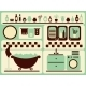 Bath Room and Bathing Objects Set - GraphicRiver Item for Sale
