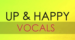Up & Happy Vocals