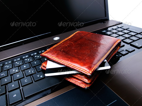 Internet shoping - Stock Photo - Images