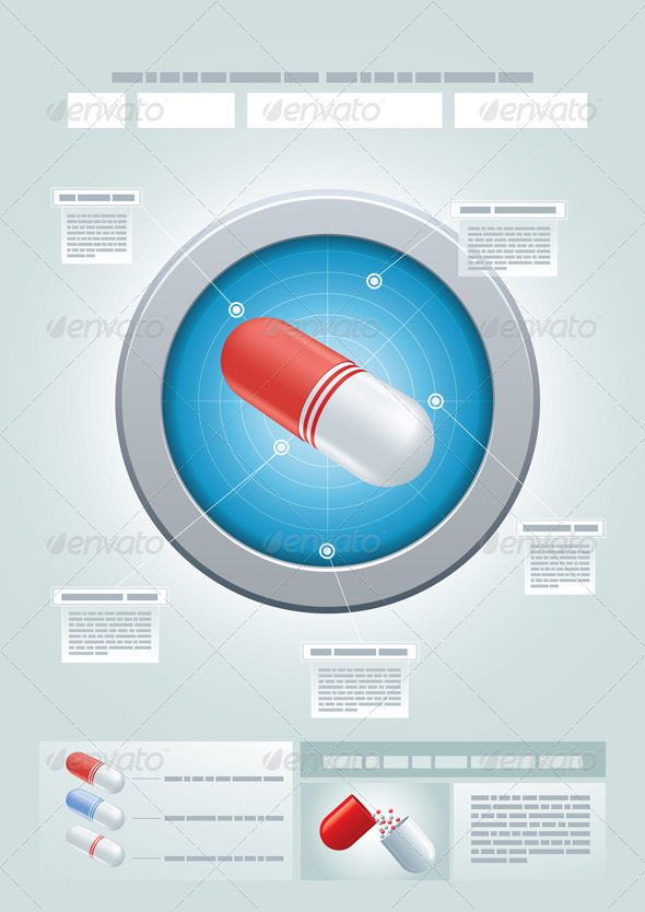 GraphicRiver Pharmaceutical Presentation Template 4294526
