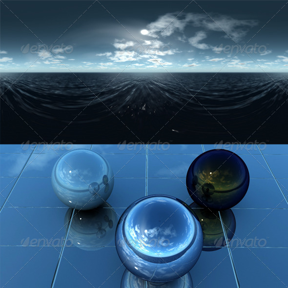 3DOcean Sea 58 4294560