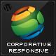 Corporative Responsive Wordpress Template