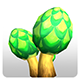 Lowpoly Trees Toon pack 2 - 3DOcean Item for Sale