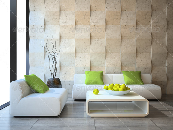 Modern Interior Wall Panels
