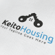 Keito Housing Logo - GraphicRiver Item for Sale