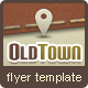 Oldtown - Local Business Flyer / Poster Template - GraphicRiver Item for Sale