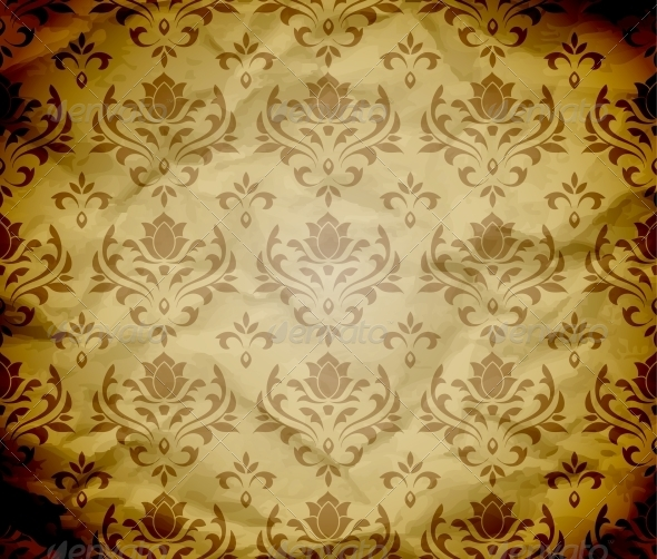 GraphicRiver Texture of the Old Classic Wallpaper 4301113