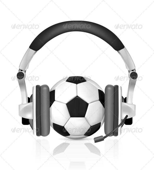 GraphicRiver Soccer Concept 4301756