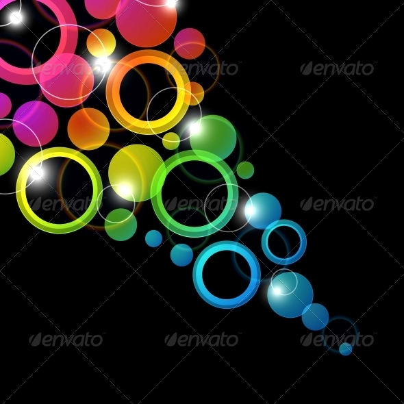 GraphicRiver Abstract Bright Background 4302051