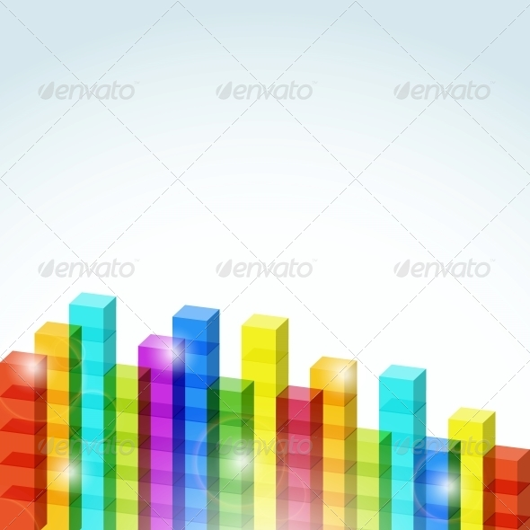 GraphicRiver Abstract Bright Background 4302066