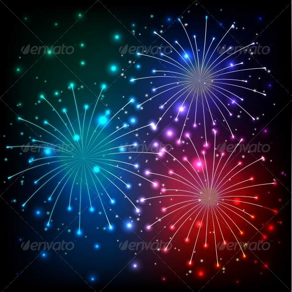 GraphicRiver Firework 4302082