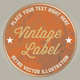 Vintage Labels Set - GraphicRiver Item for Sale