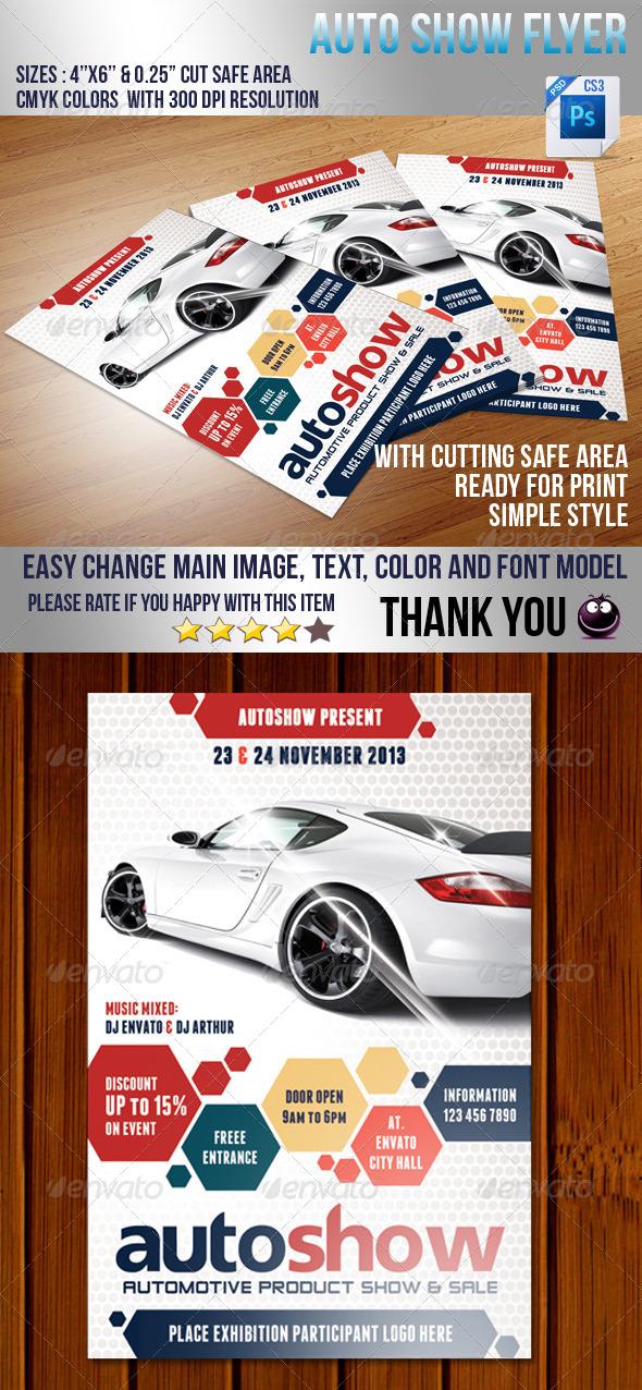 GraphicRiver Auto Show 4106354