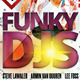 Funky DJs Flyer - GraphicRiver Item for Sale